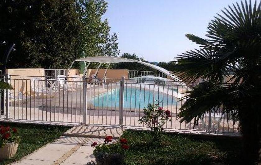Location de vacances - Gîte à La Chapelle-Aubareil