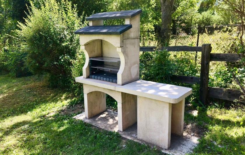 Location de vacances - Chalet à Vallouise - BBQ