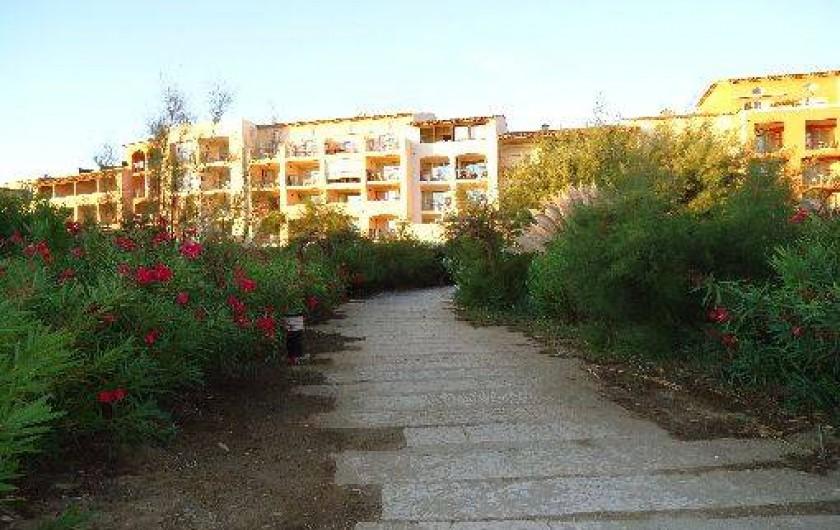 Location de vacances - Appartement à Gassin