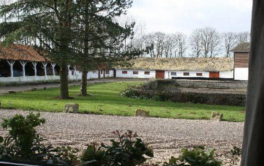 Location de vacances - Gîte à Longvilliers