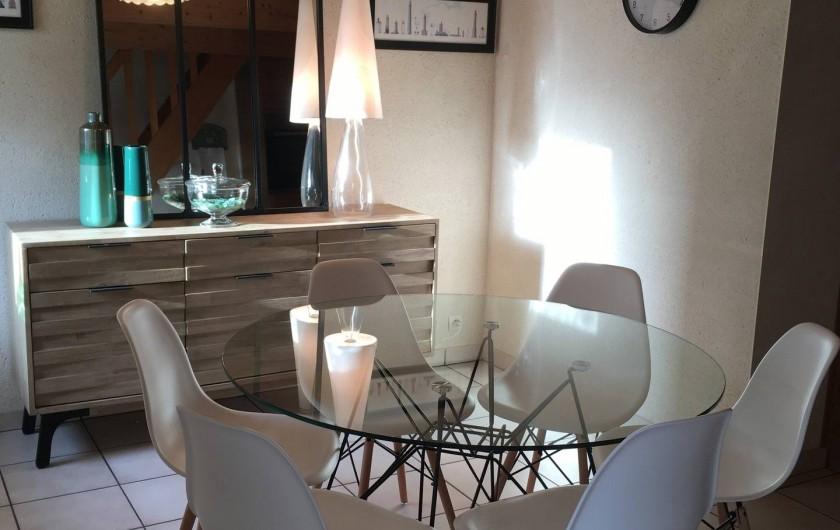 Location de vacances - Maison - Villa à Roscoff - Salle à manger