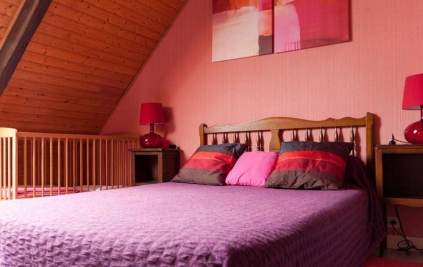 Location de vacances - Maison - Villa à Roscoff - Chambre N°2 - 1er étage
