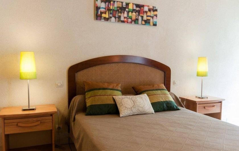 Location de vacances - Maison - Villa à Roscoff - Chambre N°1 - Rez-de-Chaussée