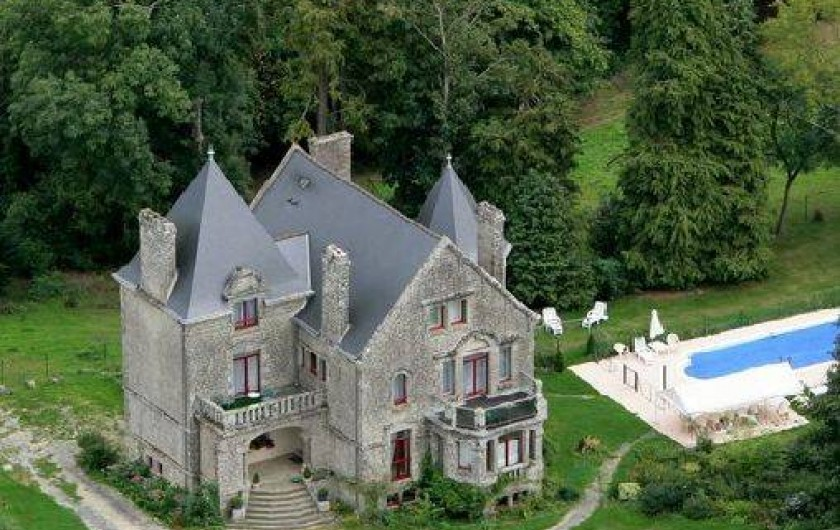 Location de vacances - Château - Manoir à Langoëlan