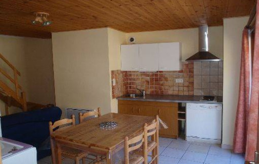 Location de vacances - Appartement à Saint-Crepin