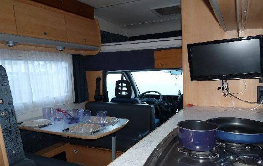 Location de vacances - Camping-car à Varces-Allières-et-Risset