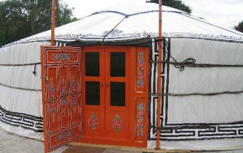 Location de vacances - Yourte à Pondaurat