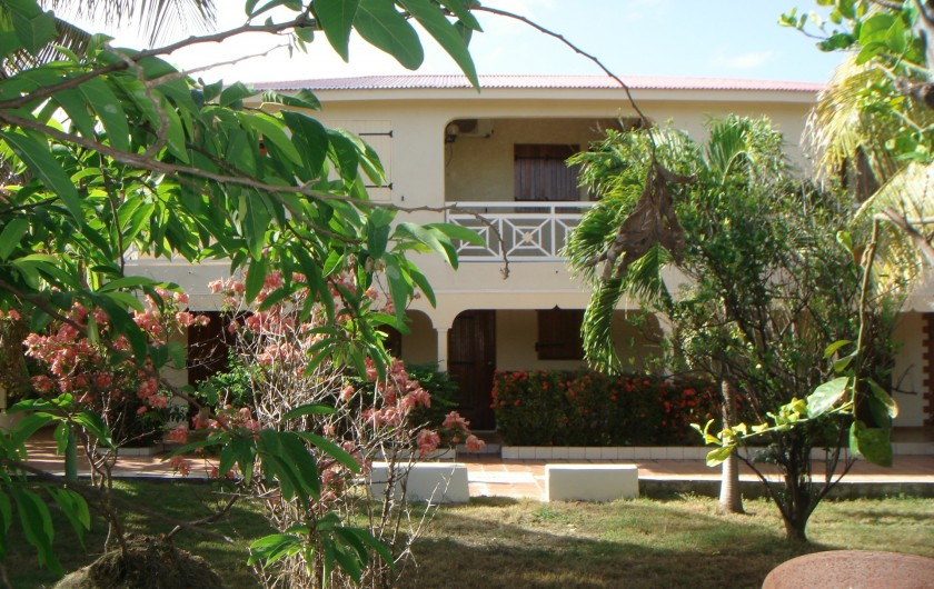Location de vacances - Maison - Villa à Saint-François
