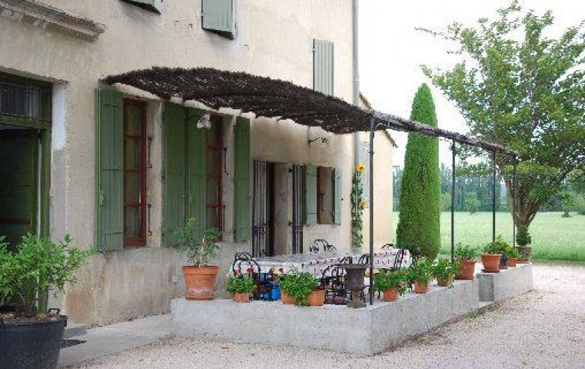 Location de vacances - Mas à Le Pontet