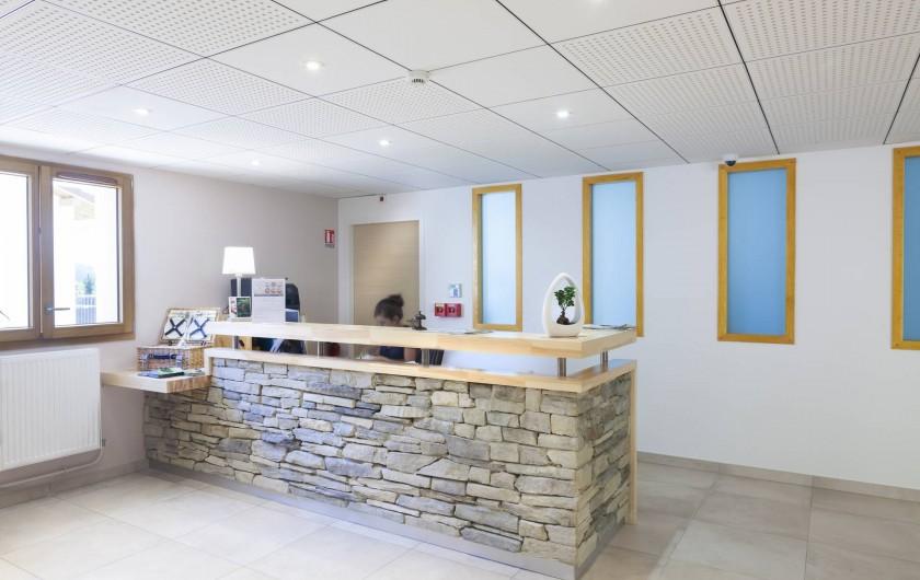 Location de vacances - Appartement à Malbuisson - Réception