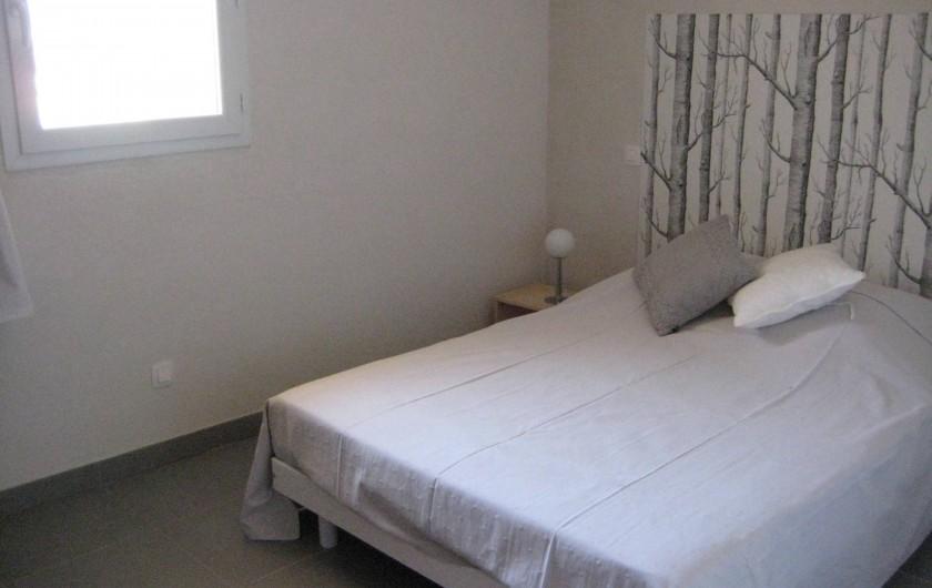 Location de vacances - Appartement à Sartène - Chambre1