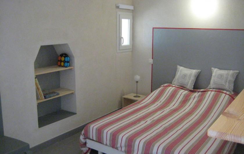 Location de vacances - Appartement à Sartène - chambre 2
