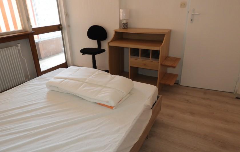 Location de vacances - Appartement à Marseille - Chambre 1
