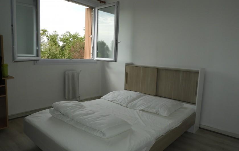 Location de vacances - Appartement à Marseille - Chambre 2