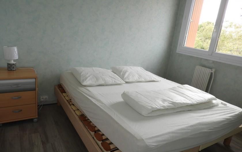Location de vacances - Appartement à Marseille - Chambre 3