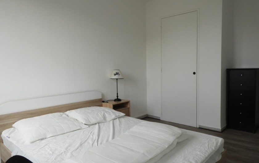 Location de vacances - Appartement à Marseille - Chambre 4