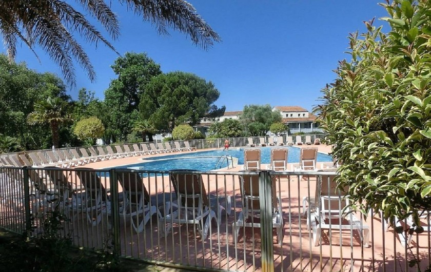 Location de vacances - Villa à Moliets-et-Maa - Piscines