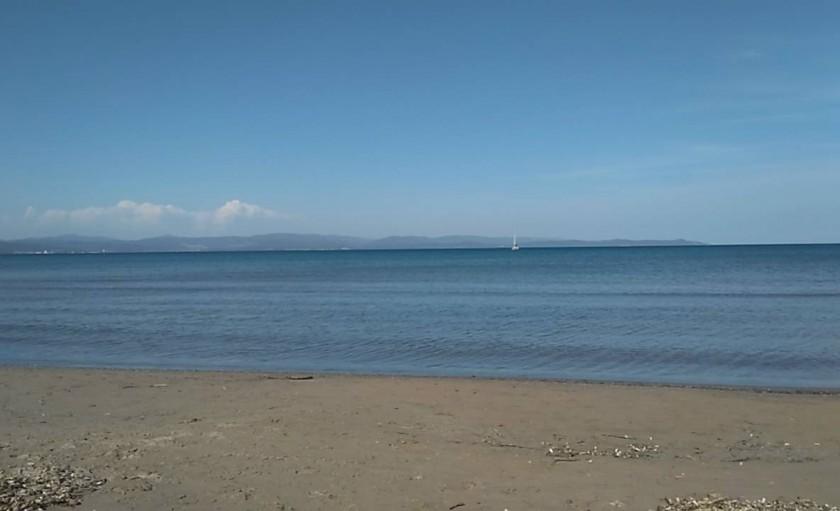 plage à 100 metres
