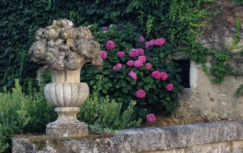 Location de vacances - Château - Manoir à Liorac-sur-Louyre