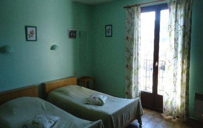 Location de vacances - Chambre d'hôtes à Arcenant