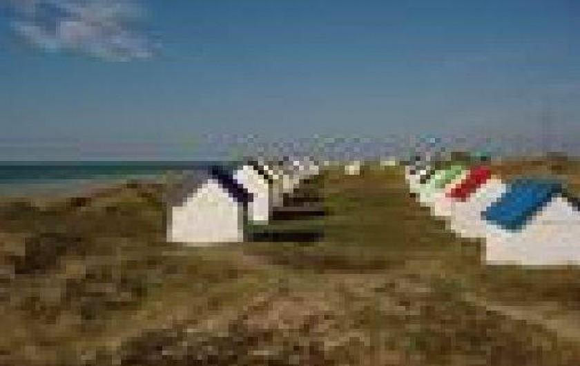 Location de vacances - Gîte à Gouville-sur-Mer