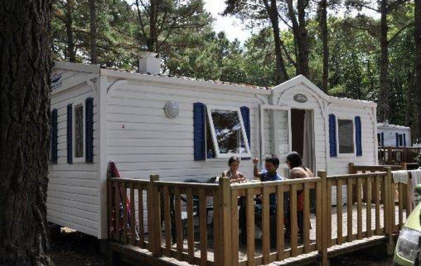 Location de vacances - Camping à Mesquer