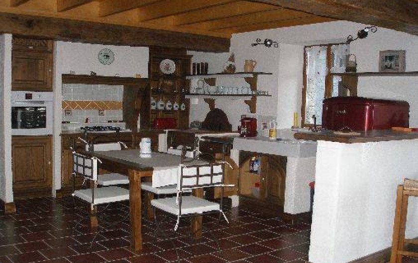 Location de vacances - Gîte à Boô-Silhen