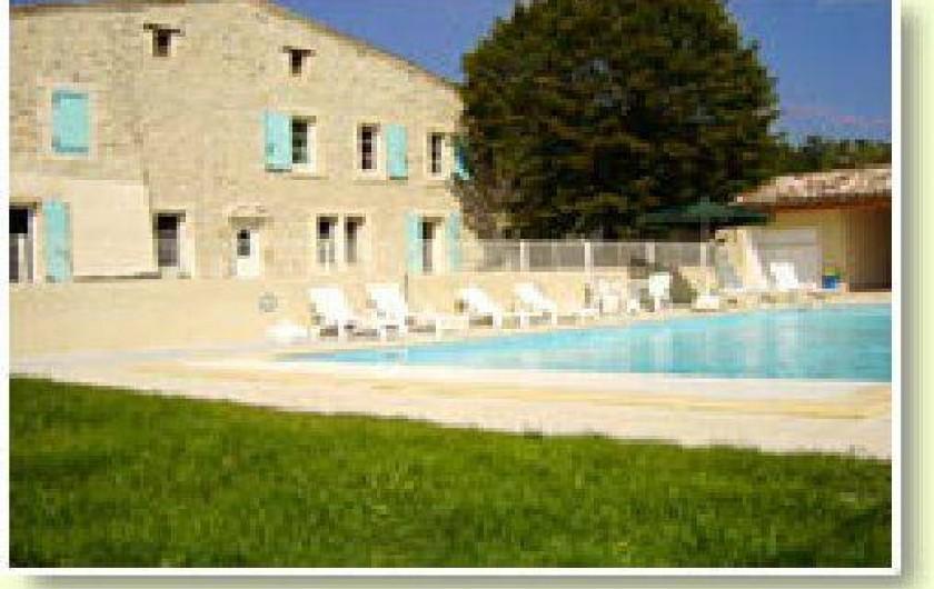 Location de vacances - Gîte à Mirabel-et-Blacons