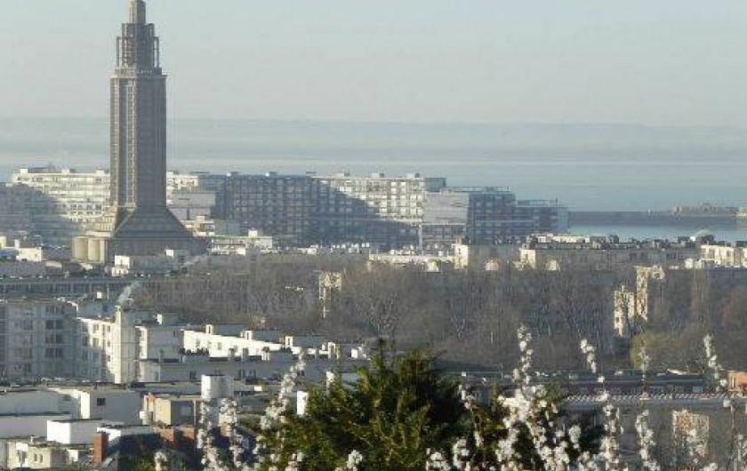 Location de vacances - Chambre d'hôtes à Le Havre