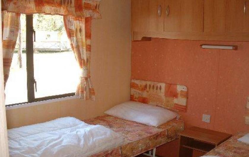 Location de vacances - Camping à Mimizan