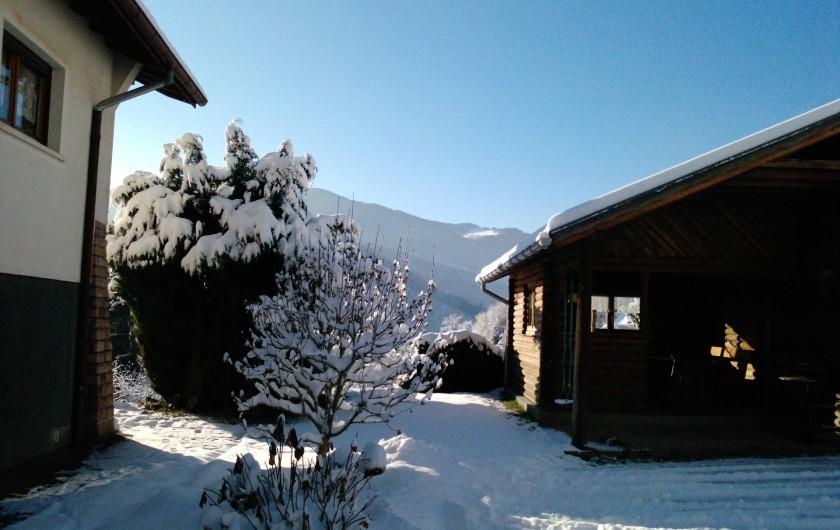 Location de vacances - Gîte à Willer-sur-Thur