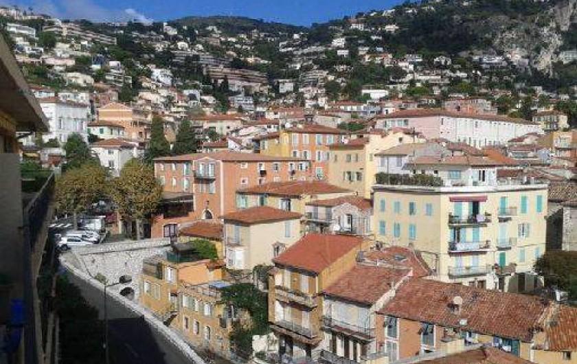Location de vacances - Appartement à Villefranche-sur-Mer