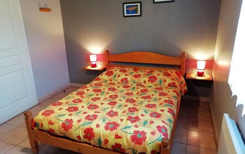 Location de vacances - Gîte à Vogüé - chambre1