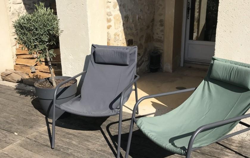 Location de vacances - Mas à Le Pin