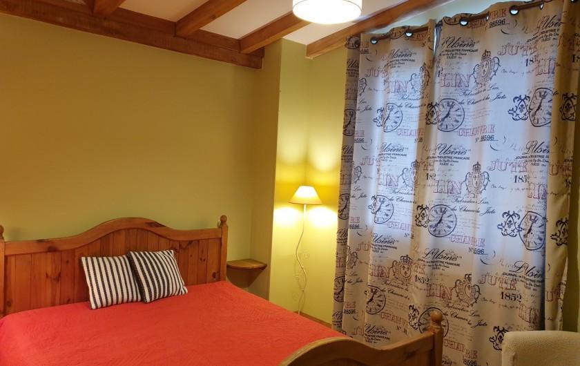 Location de vacances - Gîte à Lafrançaise - Vue de la fenêtre de la cuisine.