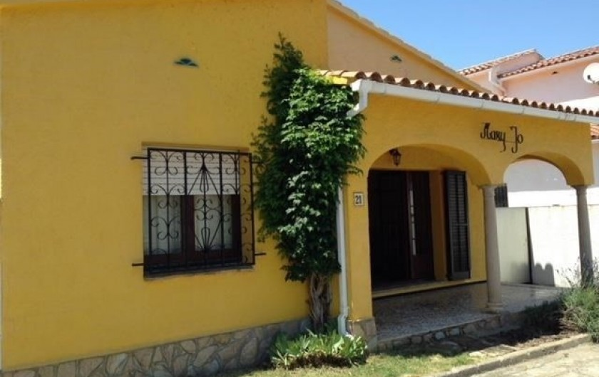 Location de vacances - Villa à L'Escala