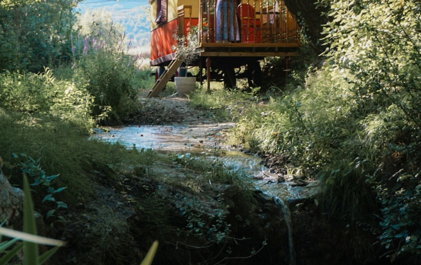 Location de vacances - Gîte à Marsanne - chambre Georges gite lorette scoot nomad location vacances tourisme marsanne  1