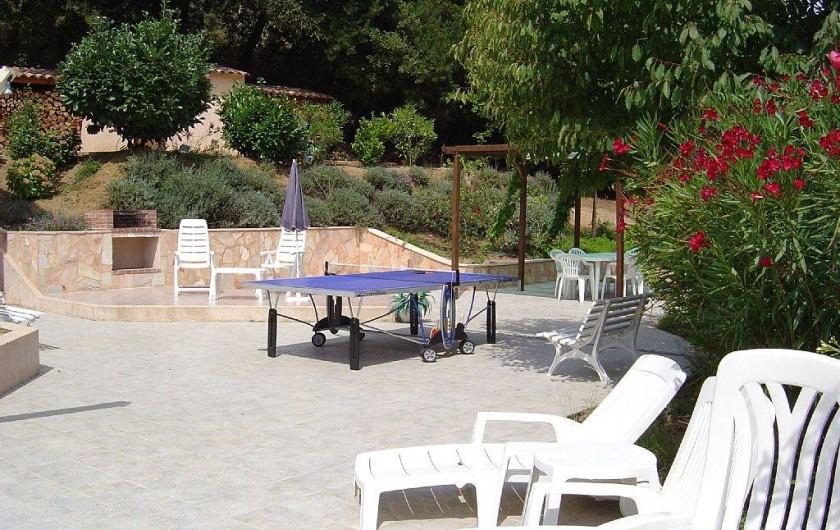 Location de vacances - Studio à Eccica-Suarella