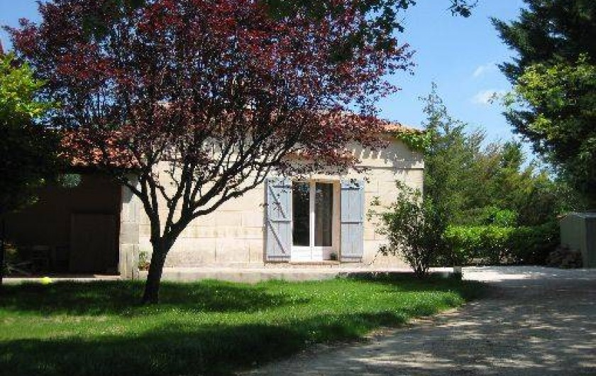 Location de vacances - Gîte à Saint-Cannat