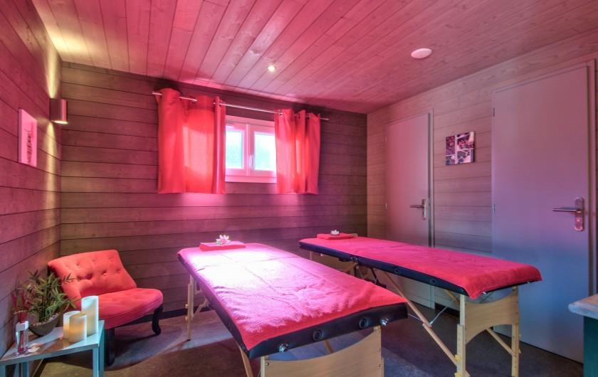 Location de vacances - Camping à Lathuile - Aire de jeux