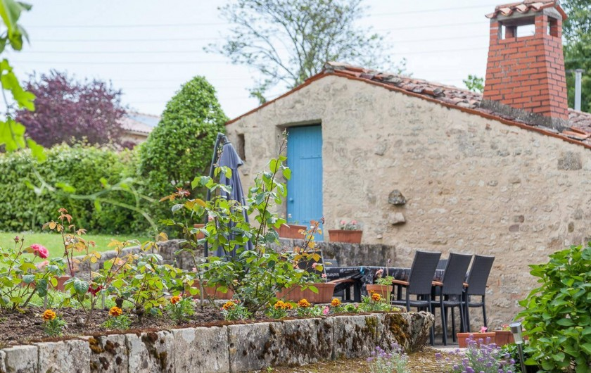 Location de vacances - Gîte à Saint-Michel-le-Cloucq