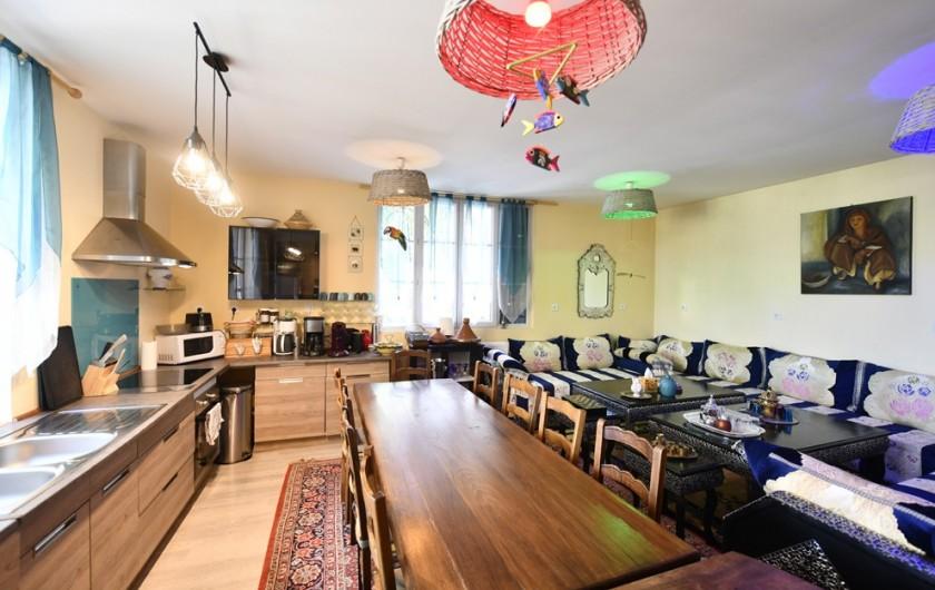 Location de vacances - Chambre d'hôtes à Cormatin