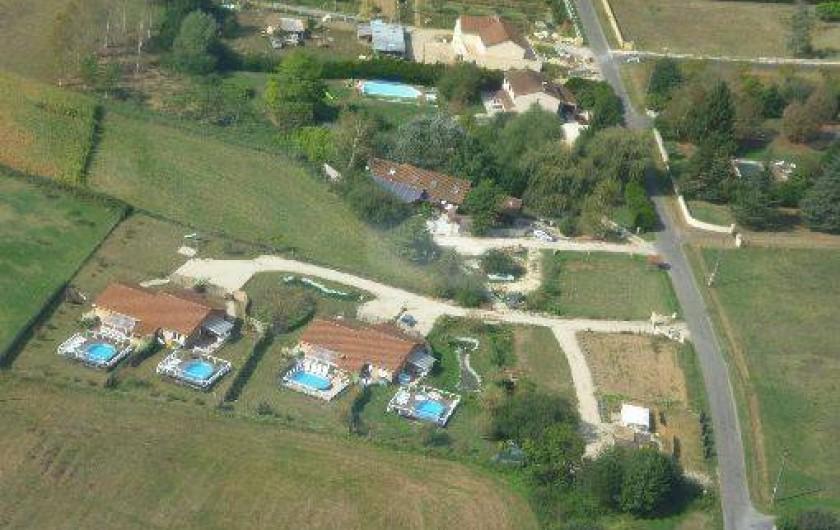 Location de vacances - Chalet à Aubas