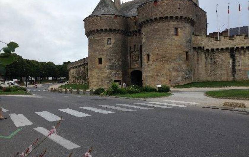 Location de vacances - Chambre d'hôtes à Saint-Molf