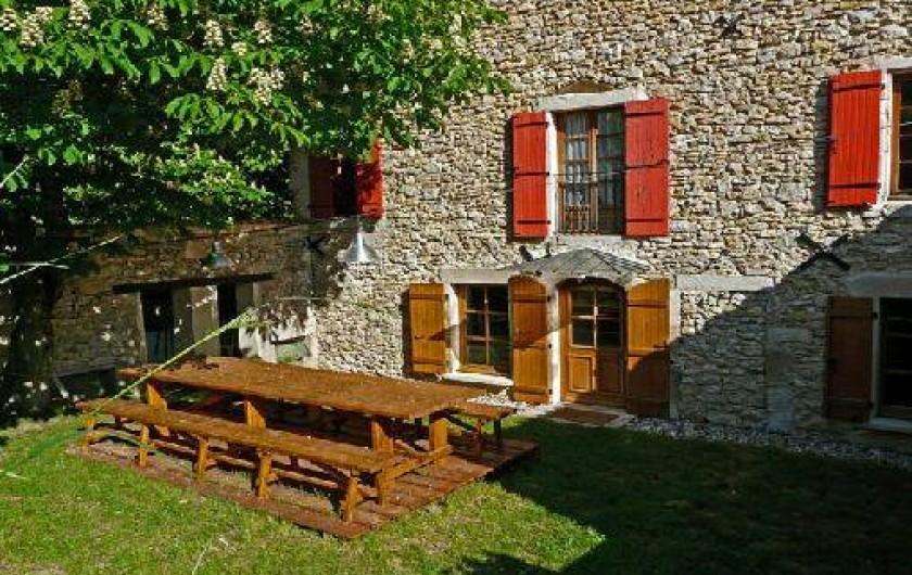 Location de vacances - Maison - Villa à Le Poët-Laval