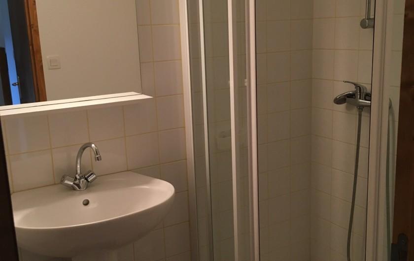 Location de vacances - Chalet à La Bresse - salle de bain numéro 2