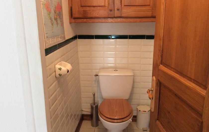 Location de vacances - Appartement à Nîmes - wc