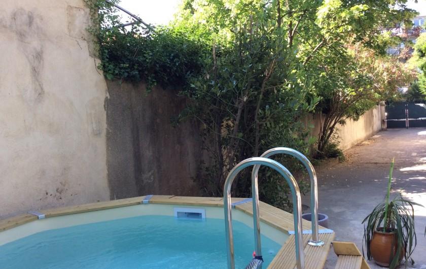 Location de vacances - Appartement à Nîmes
