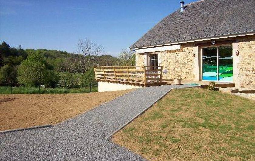 Location de vacances - Gîte à Chanac-les-Mines