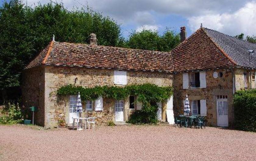 Location de vacances - Château - Manoir à Sémelay
